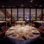 Le Jules Verne Restaurant Paris By Patrick Jouin A Romantic Restaurant For A Happy Valentines Day And For Special Moments All Year Round Interior Designer Antonia Lowe