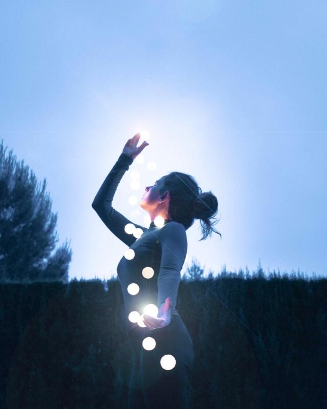 Art Photography Lights& Stars
