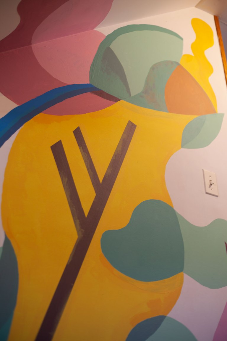 Vægmaleri, mural