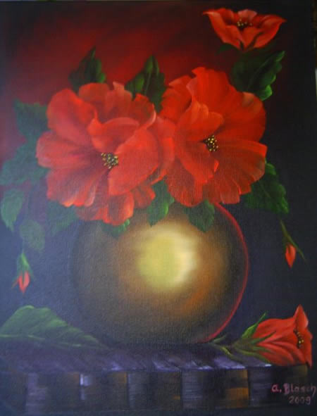 Mehr Freude Am Malen Landschaften Und Blumen In Ol Amazon De