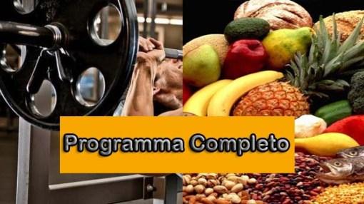 Programma Fitness Completto