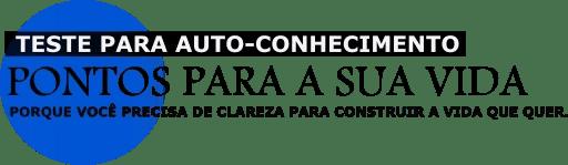 logotipo do teste de auto-avaliação Pontos para a sua vida