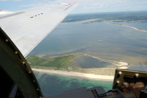 Long Island Sound 1 Aluminum Overcast