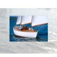 """Boats I'd Like to design: Canoe Yawl"" on Antonio Dias Design"