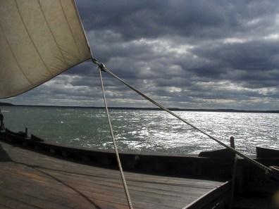 Shallop-Sail