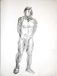 1981 male nude #2