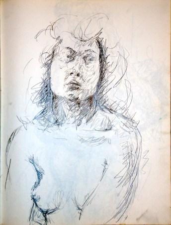 Nude Portrait, 1981