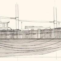 A 48' Wheelhouse Schooner