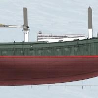 32' Schooner Boat