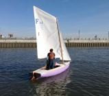 F 1d sailing in Basin