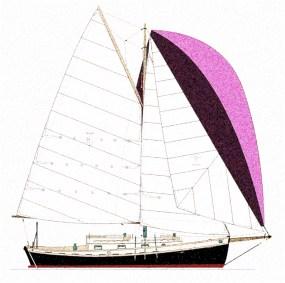 Truth Sail Plan