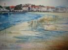 Playa de Panjón, 70x50 100 €