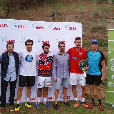 Fernando Belasteguín apadrina el Circuito GAES Padel, patrocinado por GAES Centros Auditivos