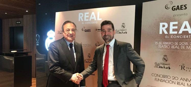 'Real, el concierto' GAES Fundación Real Madrid