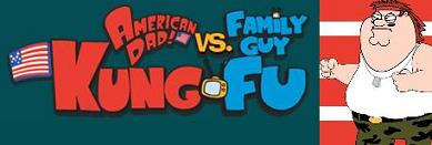 I Griffin vs. American Dad Kung Fu