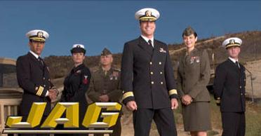 JAG, il cast della decima stagione