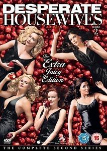 Desperate Housewives, DVD stagione 2