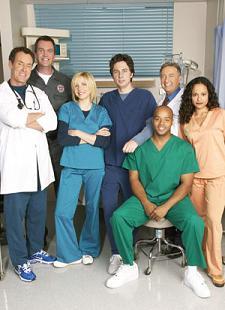 Scrubs, il cast