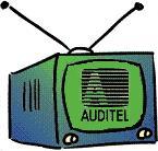 Auditel, ieri e oggi in TV