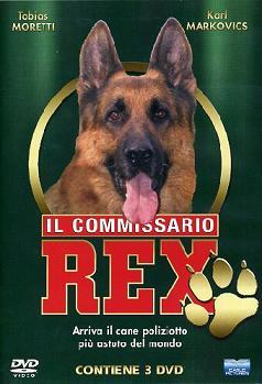 """""""Il commissario Rex - Stagione 1″"""