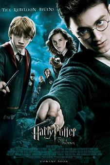 """""""Harry Potter and the Order of thePhoenix"""""""