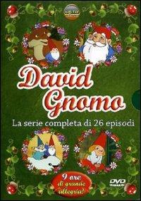 """""""David Gnomo - La serie completa di 26episodi"""""""