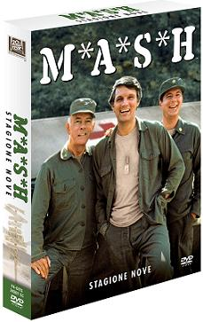 """M*A*S*H - Stagione Nove"""