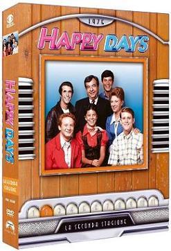 """Happy Days - La secondastagione"""