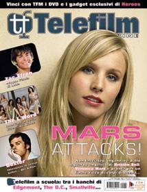 """""""Telefilm Magazine"""", novembre2007"""
