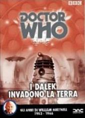 "Doctor Who cofanetto ""I Dalek invadono la Terra"""