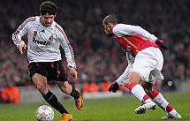Arsenal-Milan 0-0