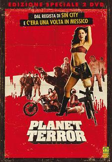 """""""Planet Terror - Edizione 2 DVD"""""""