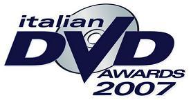 Italian DVD Awards 2007