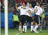 Austria-Germania 0-1