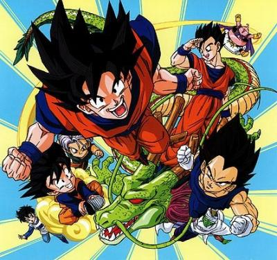 Dragon Ball Z - Goku e amici
