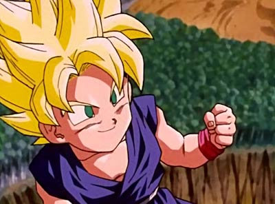 Dragon Ball GT - Goku SSJ 1