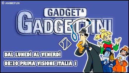 gadget e gadgettini - immagine by charizard 92