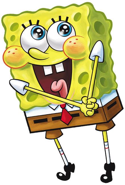Spongebob - La spugna