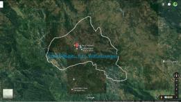 Peta Desa Bongas Kecamatan Watukumpul