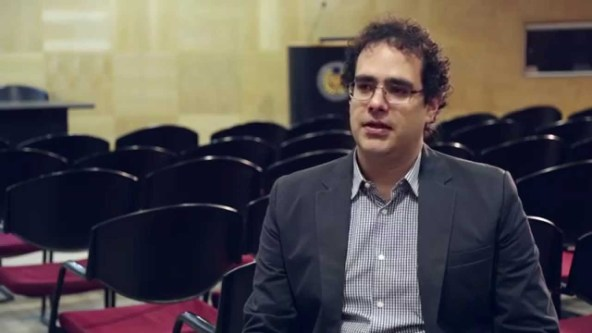 Rafael Alcapidani é entrevistado no programa Ponto a Ponto / Reprodução: Youtube