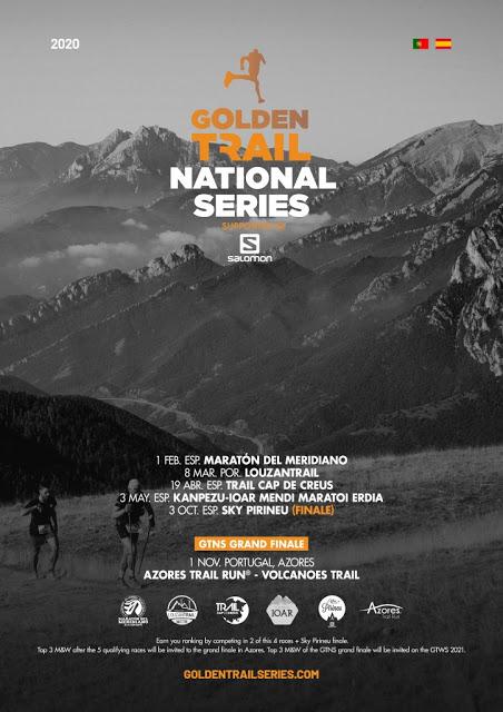 Golden Trail National Series 2020
