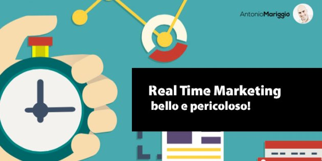 Antonio Mariggio Real Time Marketing