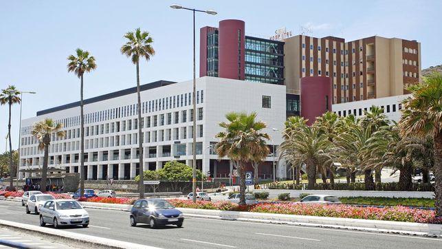 El Cabildo y el Hospital Insular