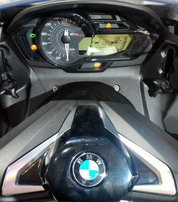 BMW C650