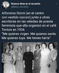storni feminista