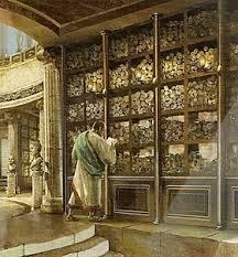 biblioteca romana 1