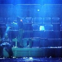 Un teatro en la tormenta