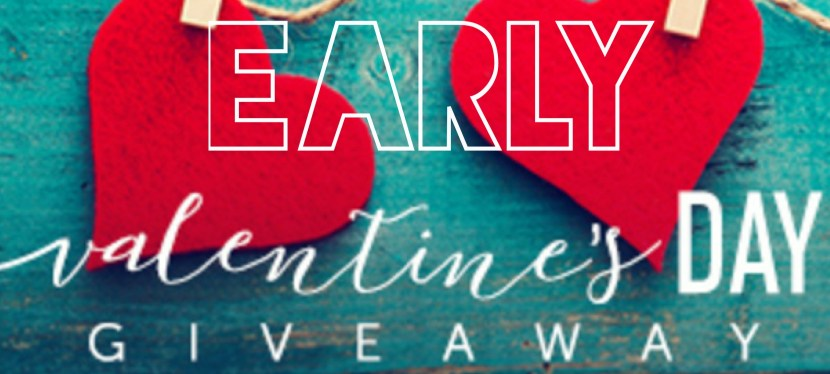 Early Valentine's Day Giveaway