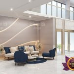 Modern Contemporary Lounge Interior Design
