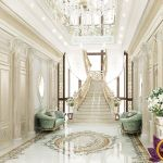 Beautiful Exclusive Marble Floors Of Luxury Antonovich Design Studio
